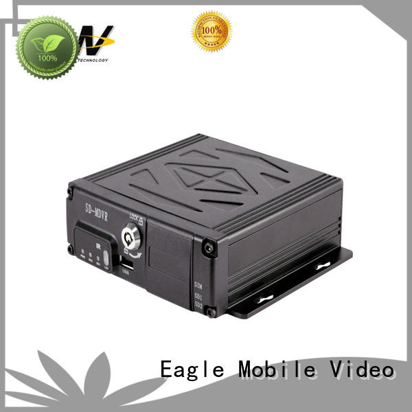 high-quality 2ch mobile dvr Eagle Mobile Video