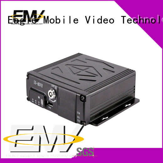 dual camera car dvr card for delivery vehicles Eagle Mobile Video