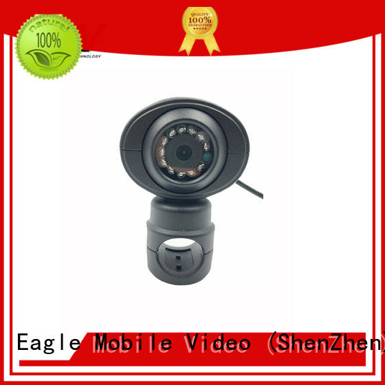 Eagle Mobile Video easy-to-use vandalproof dome camera type for law enforcement