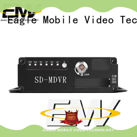 Eagle Mobile Video black vehicle blackbox dvr fhd 1080p China for buses