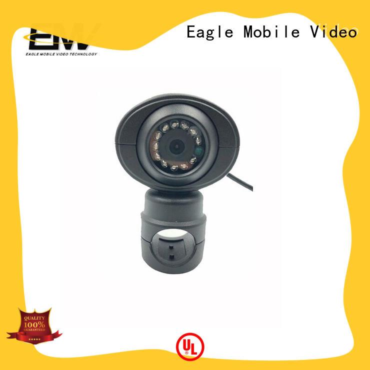 POE IP 1080P 720P Vehicle Side View Camera EMV-034IPB