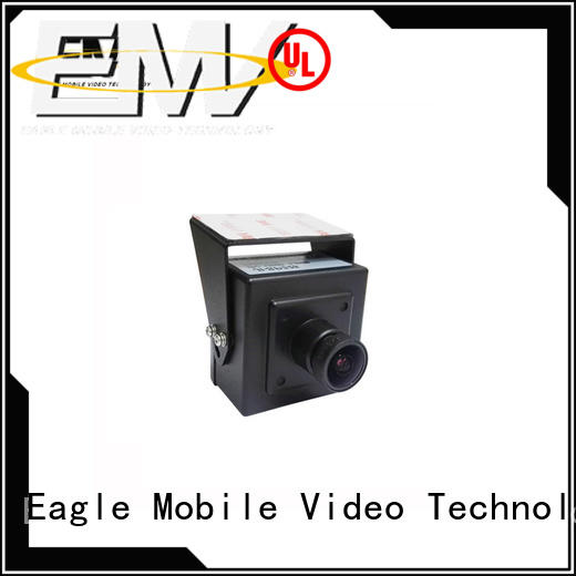 Eagle Mobile Video high efficiency 1080p ip camera view for delivery vehicles