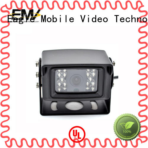 Eagle Mobile Video heavy vandalproof dome camera owner for prison car