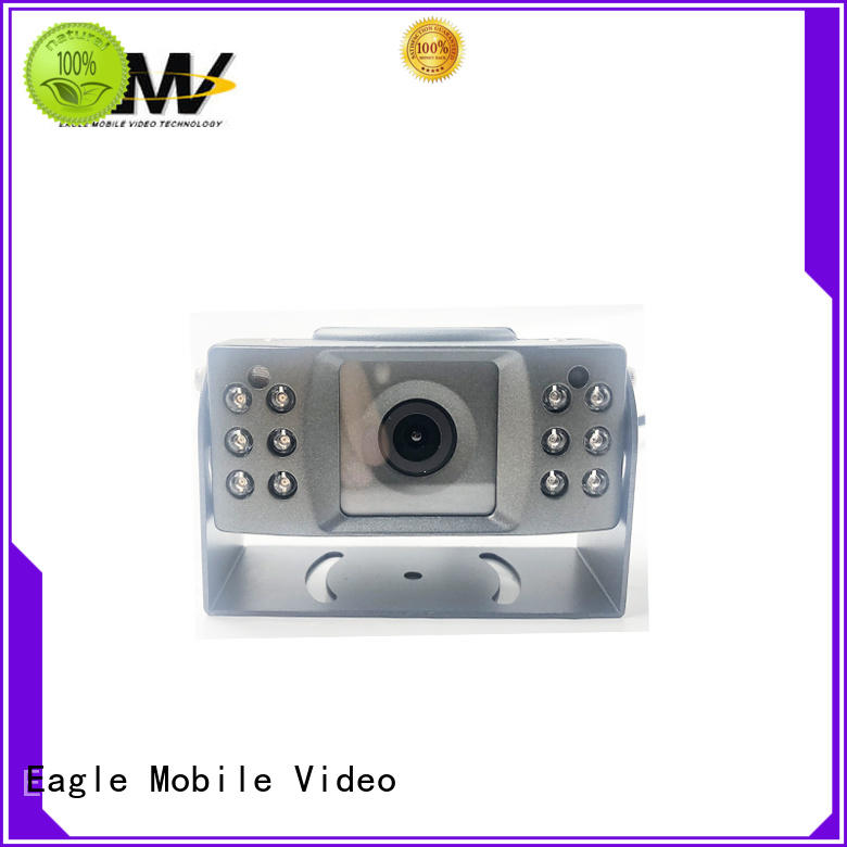 quality backup cameras experts for buses Eagle Mobile Video