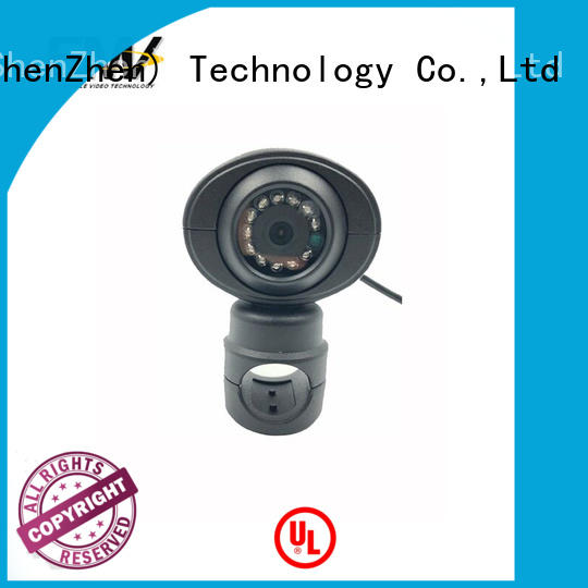 Eagle Mobile Video rear outdoor ip camera solutions for buses