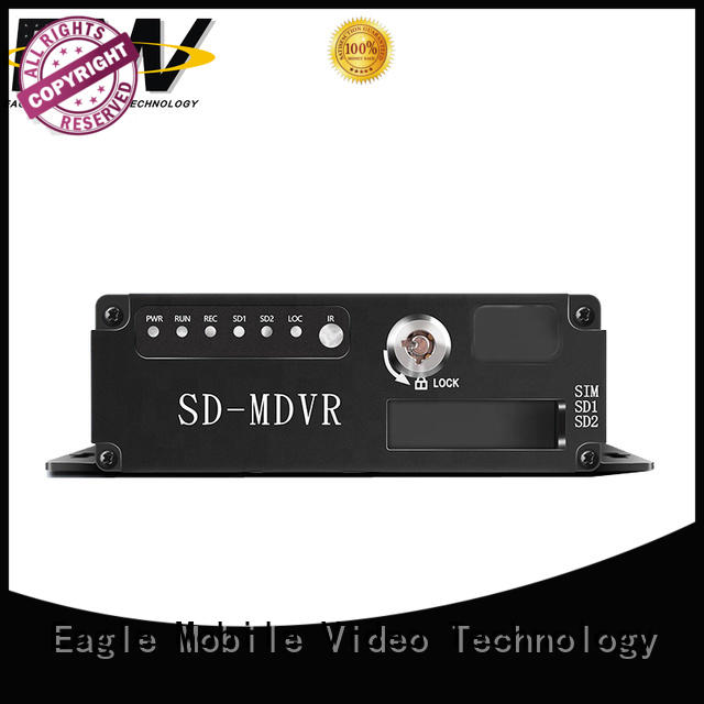 mdvr car dvr factory price for delivery vehicles Eagle Mobile Video