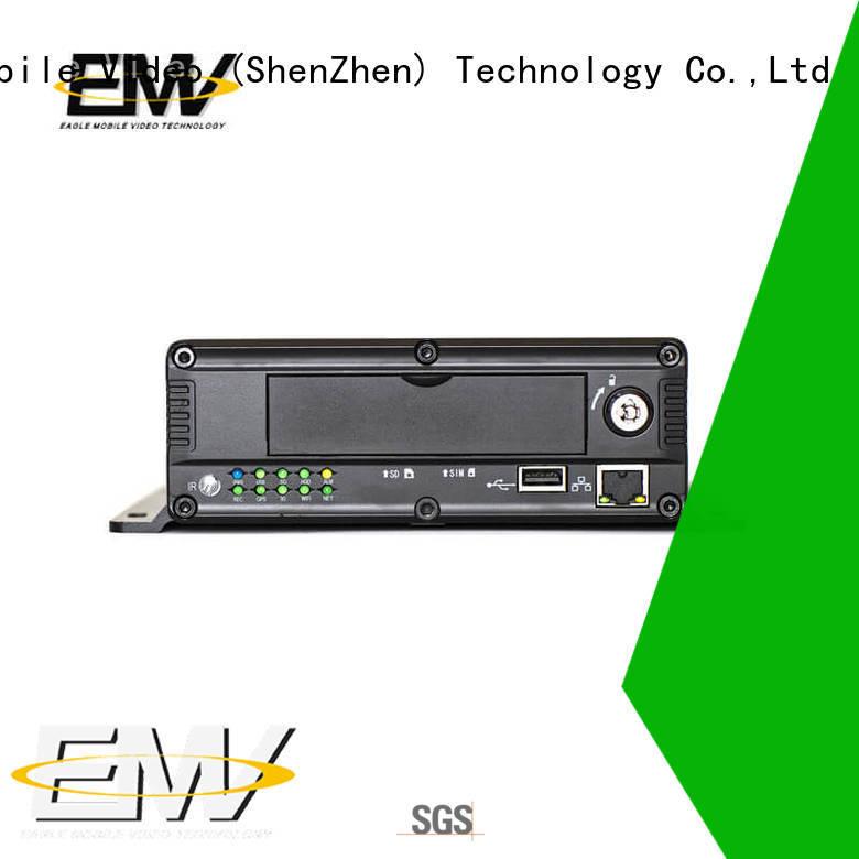 6CH 720P 4G 3G GPS WIFI Truck Mobile DVR EMV-HD5101LF