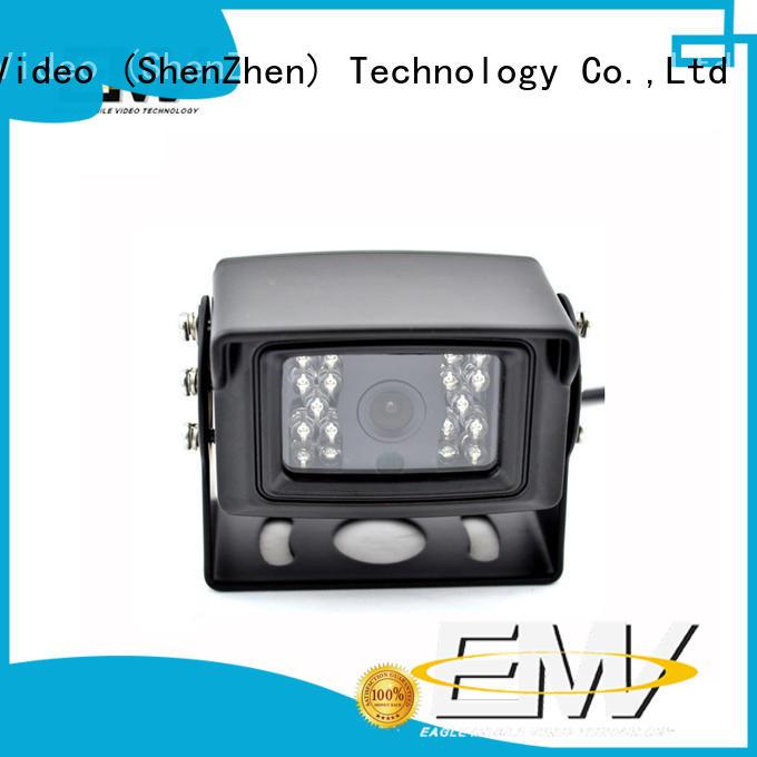 POE 1080P 960P 720P IP Truck Fleet Rear View camera EMV-004IH