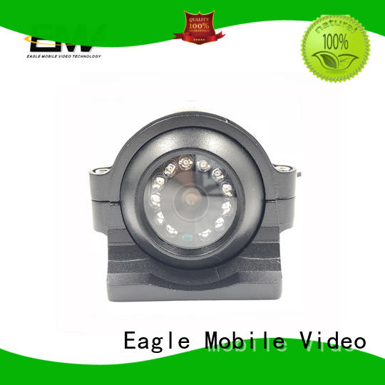 Eagle Mobile Video useful IP vehicle camera type for prison car