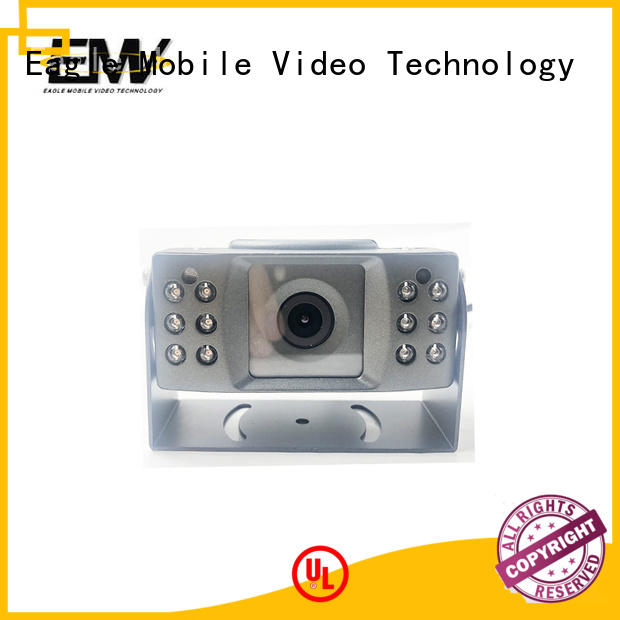 Eagle Mobile Video view ip dome camera solutions for buses
