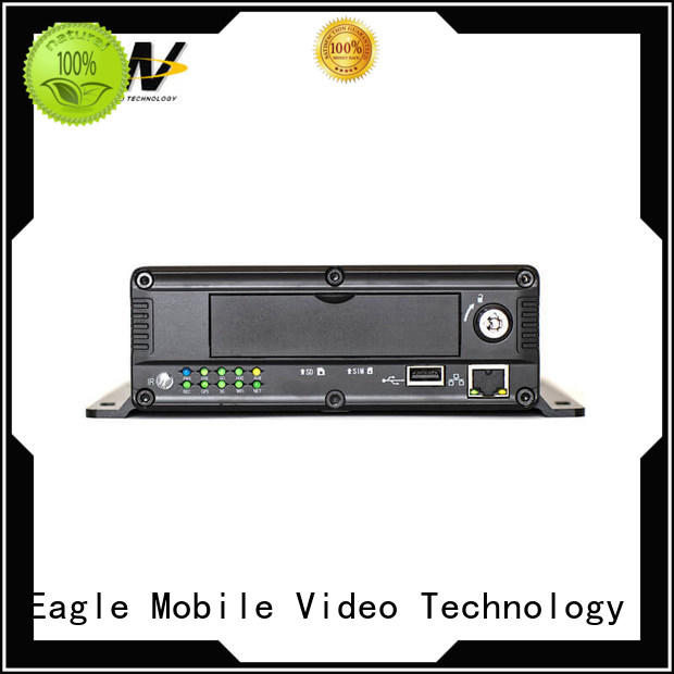 4CH 1080P 720P HDD SSD Truck  MDVR