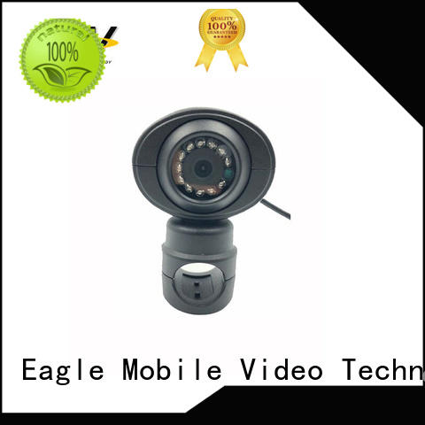 Eagle Mobile Video duty vandalproof dome camera owner for prison car