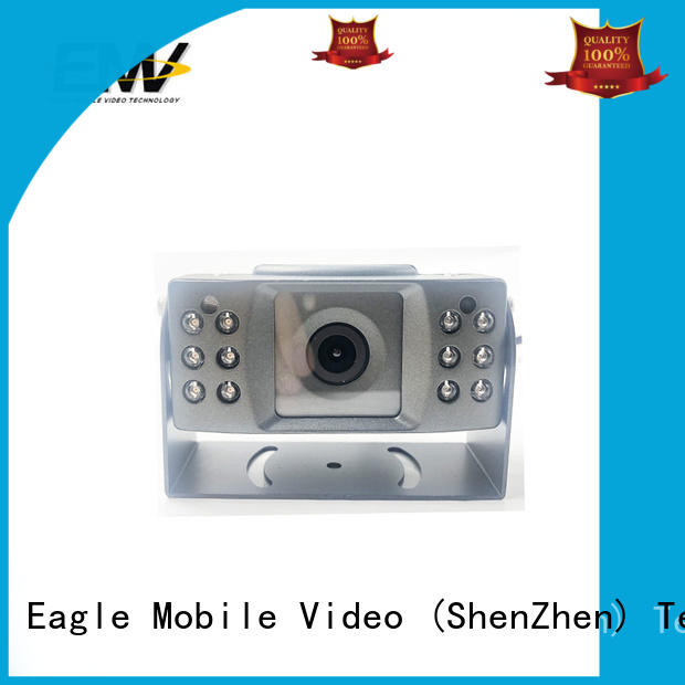 Eagle Mobile Video high-energy ip dome camera type for police car