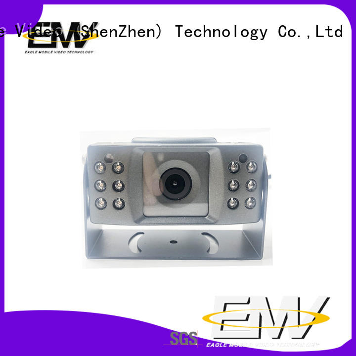 adjustable vandalproof dome camera mobile for buses