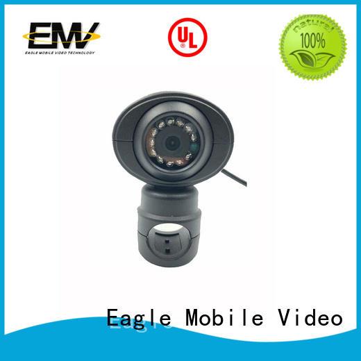Eagle Mobile Video high-energy IP vehicle camera rear