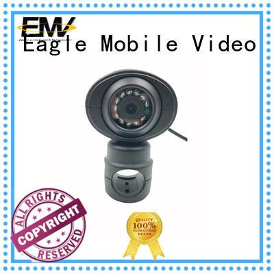 Eagle Mobile Video rear ahd vehicle camera marketing for train