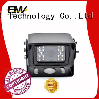 Eagle Mobile Video outdoor ip camera application for police car