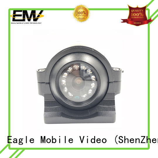 Eagle Mobile Video truck outdoor ip camera application for law enforcement