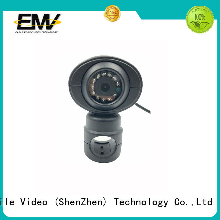 Eagle Mobile Video low cost IP vehicle camera solutions for police car