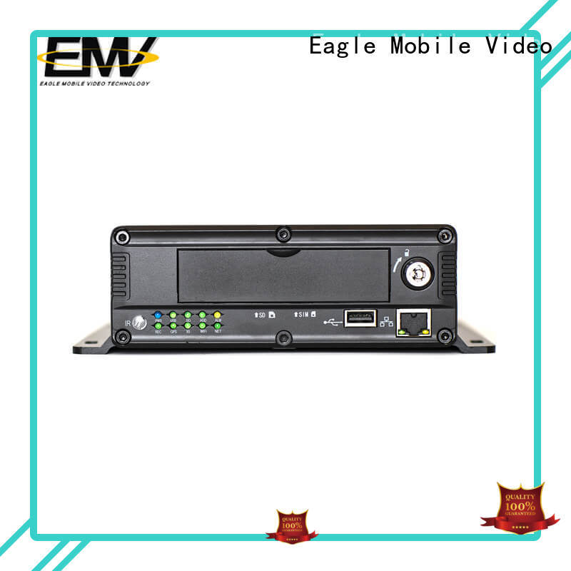 Eagle Mobile Video truck mobile dvr for vehicles bulk production for delivery vehicles