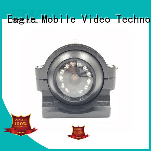 Eagle Mobile Video low cost vandalproof dome camera effectively