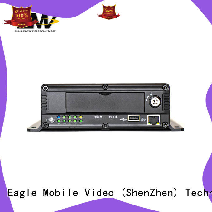 Eagle Mobile Video hot-sale HDD SSD MDVR for law enforcement