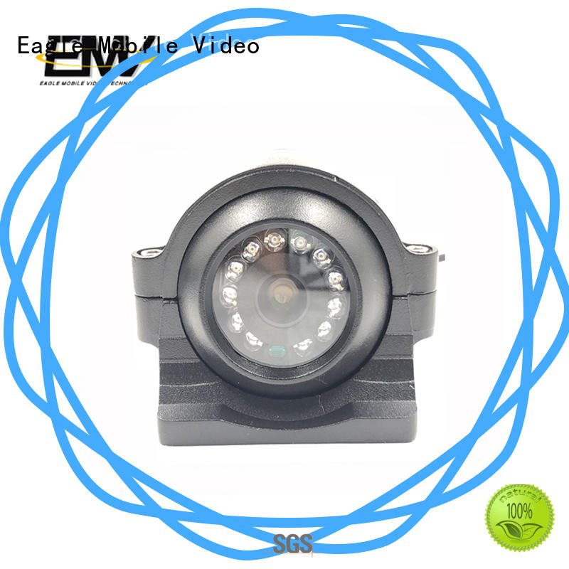 Eagle Mobile Video waterproof vandalproof dome camera owner for prison car
