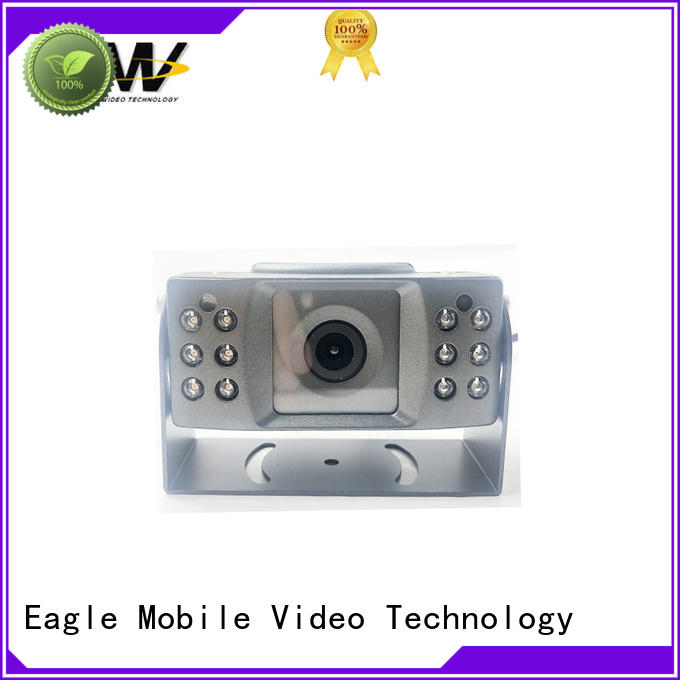 truck side view camera vandalproof for law enforcement Eagle Mobile Video