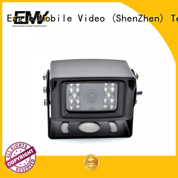 Eagle Mobile Video heavy vandalproof dome camera supplier for prison car