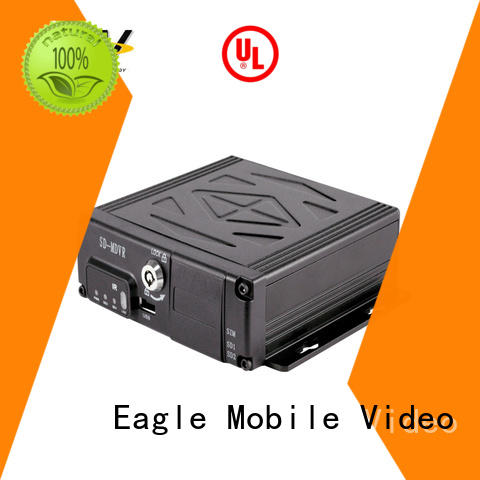Eagle Mobile Video black vehicle blackbox dvr fhd 1080p certifications for buses