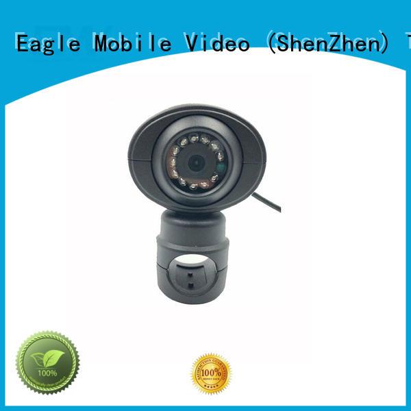Eagle Mobile Video adjustable ip dome camera sensing for prison car