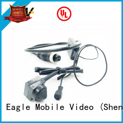 Eagle Mobile Video industry-leading car camera for prison car