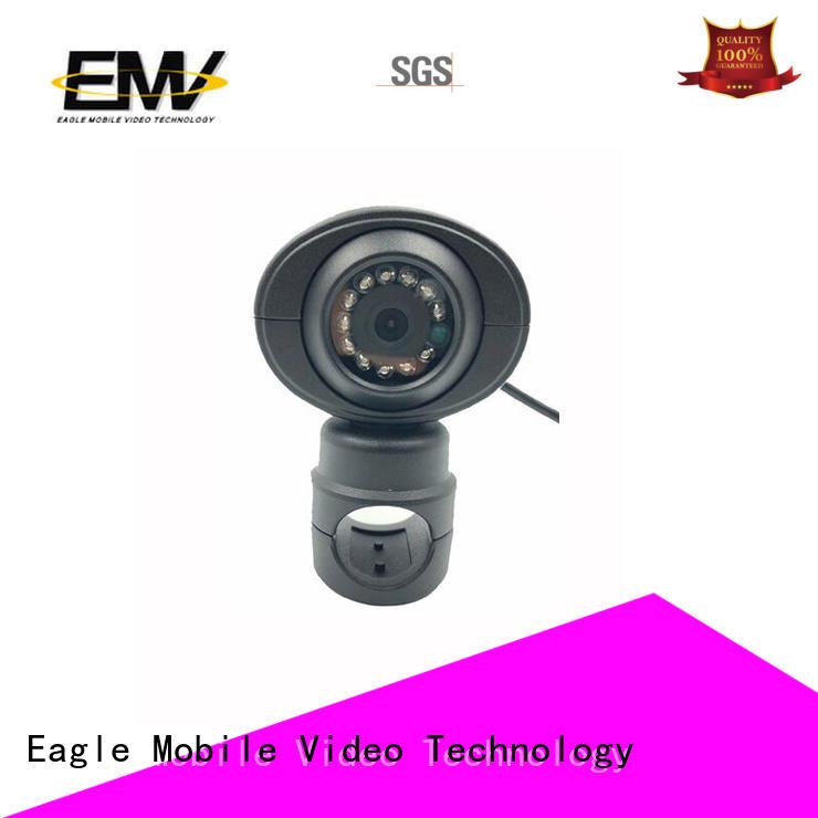 Eagle Mobile Video poe IP vehicle camera application for prison car