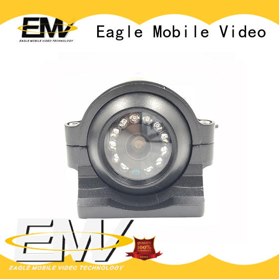 Eagle Mobile Video easy-to-use vehicle ip camera side for law enforcement