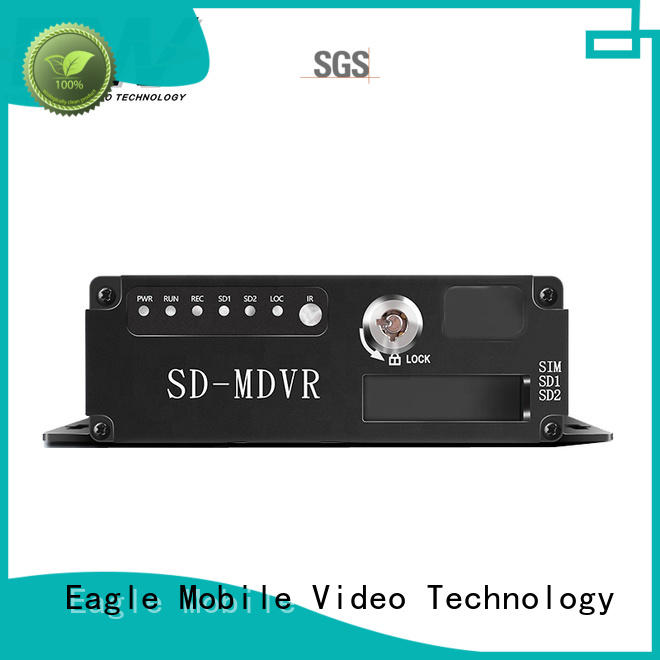 high-quality SD Card MDVR system China for delivery vehicles