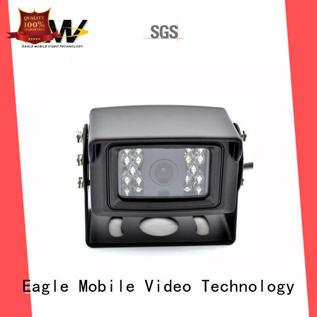 vandalproof vandalproof dome camera truck for law enforcement Eagle Mobile Video