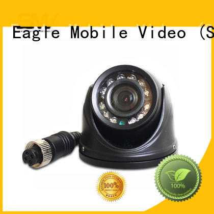 Eagle Mobile Video rear car security camera in-green for ship