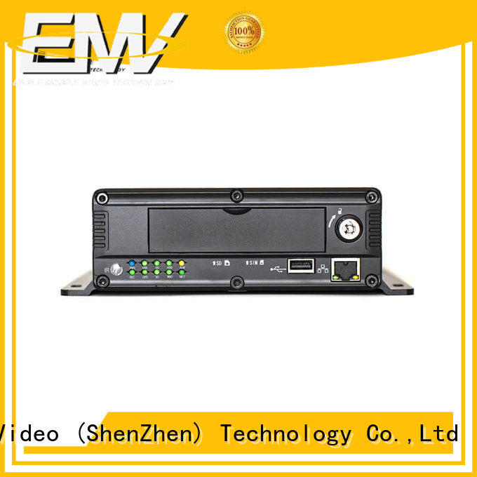 Eagle Mobile Video MNVR wifi for delivery vehicles